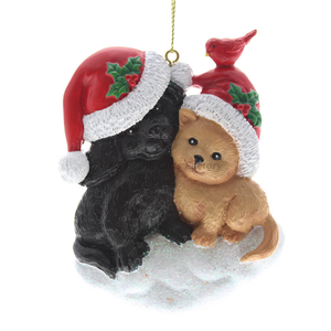 Personlized 3D Cat Ornament