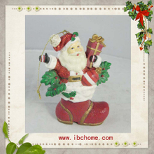 Resin Christmas ornaments,christmas tree decoration