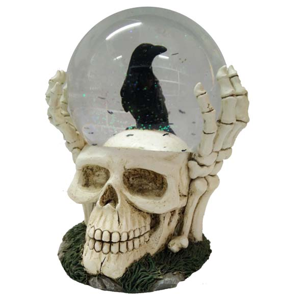 Resin Hallowmas water ball