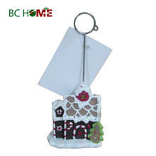 Christmas Ornaments Polyresin Business Card Holder