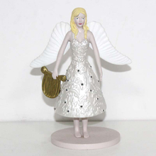 Music Angel Polyresin Figurine